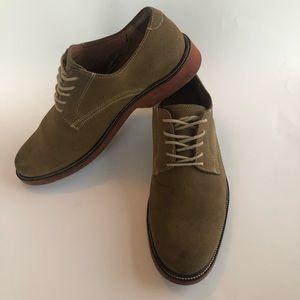 14th & Union 9.5 Tan Oxford Shoes